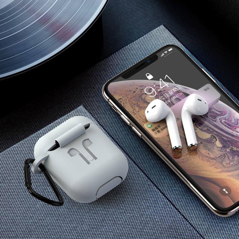 hoco es26 original series apple wireless headset earphones
