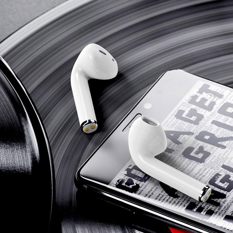 hoco es26 original series apple wireless headset mini