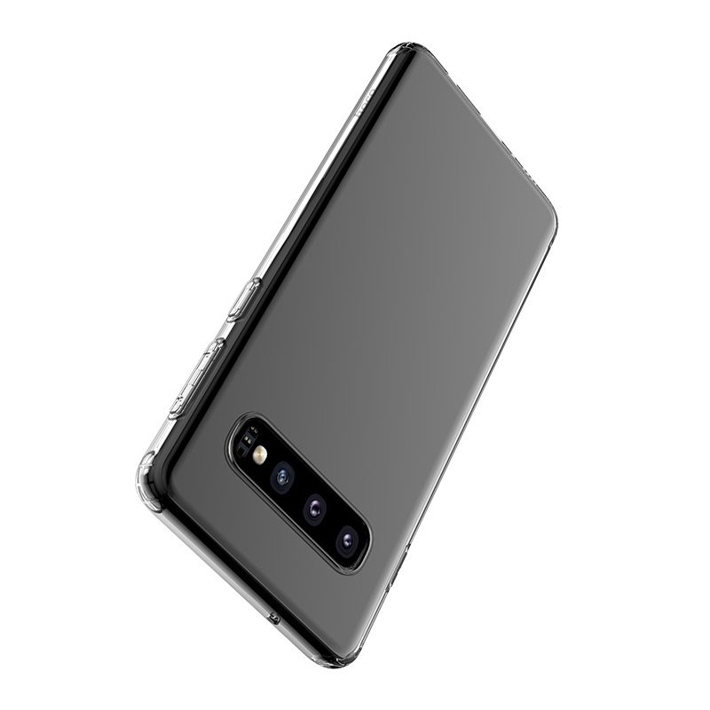 hoco light series tpu case for galaxy s10 corners