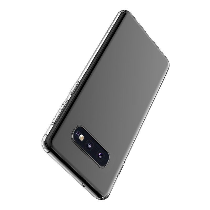 hoco light series tpu case for galaxy s10 e corners