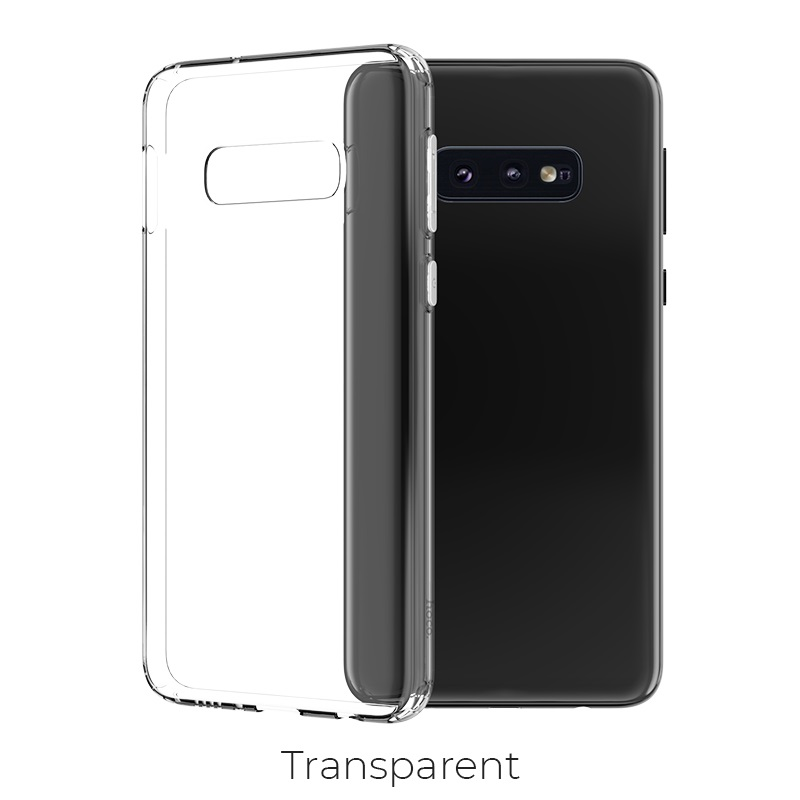 s10e light series tpu transparent