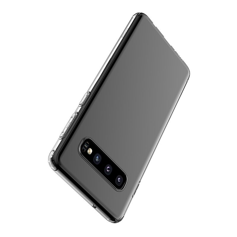 hoco light series tpu case for galaxy s10 plus corners