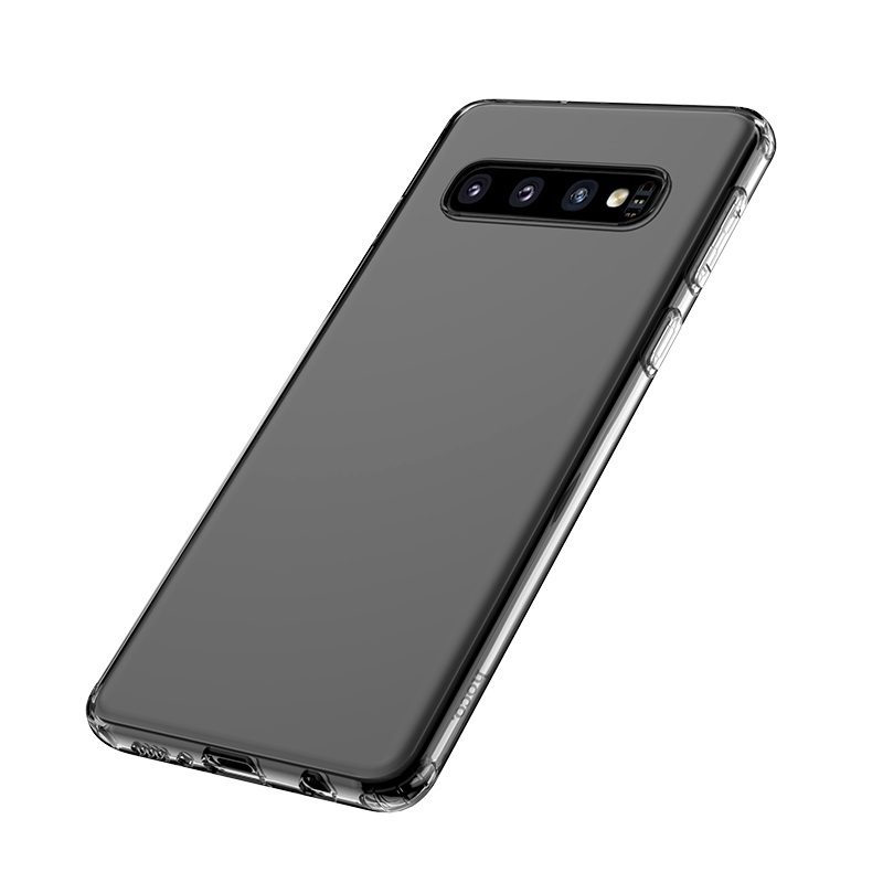 hoco light series tpu case for galaxy s10 protective