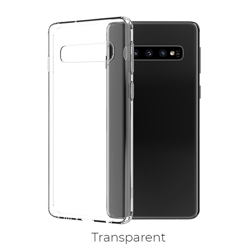s10 light series tpu transparent