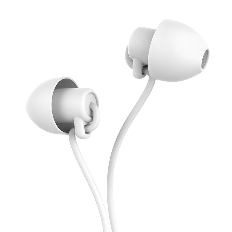 hoco m56 audio dream universal earphones with mic eartips