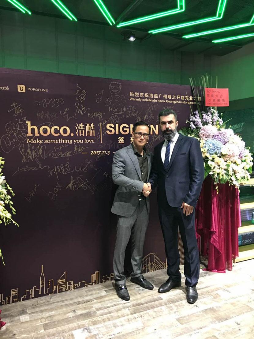 hoco news iran sales leader agent 02