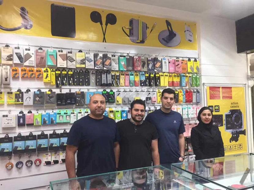 hoco news iran sales leader agent 09