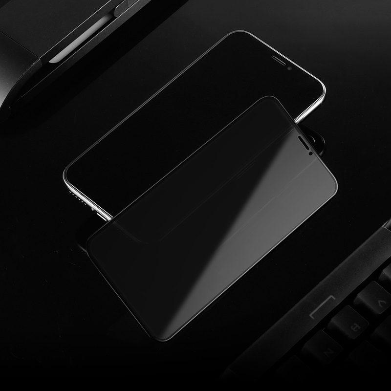 hoco shatterproof edges закаленное стекло для iphone x xr xs max a13 обзор