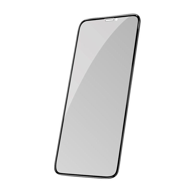 浩酷 防碎边全屏防窥钢化膜 iphone x xr xs max a13 保护