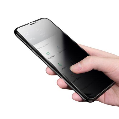 hoco shatterproof edges закаленное стекло для iphone x xr xs max a13 гладкое