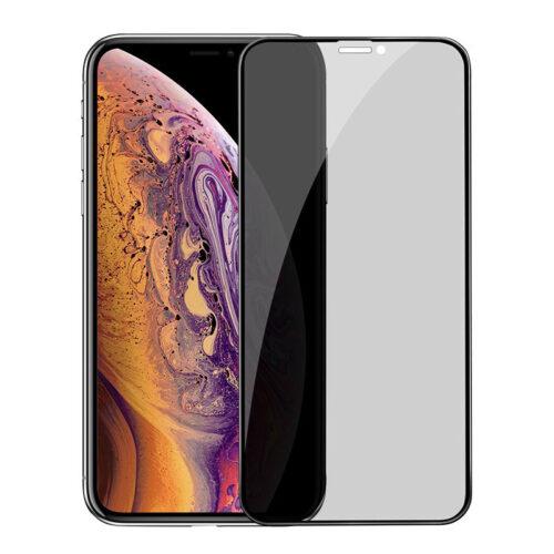 hoco shatterproof edges закаленное стекло для iphone x xr xs max a13 прозрачное
