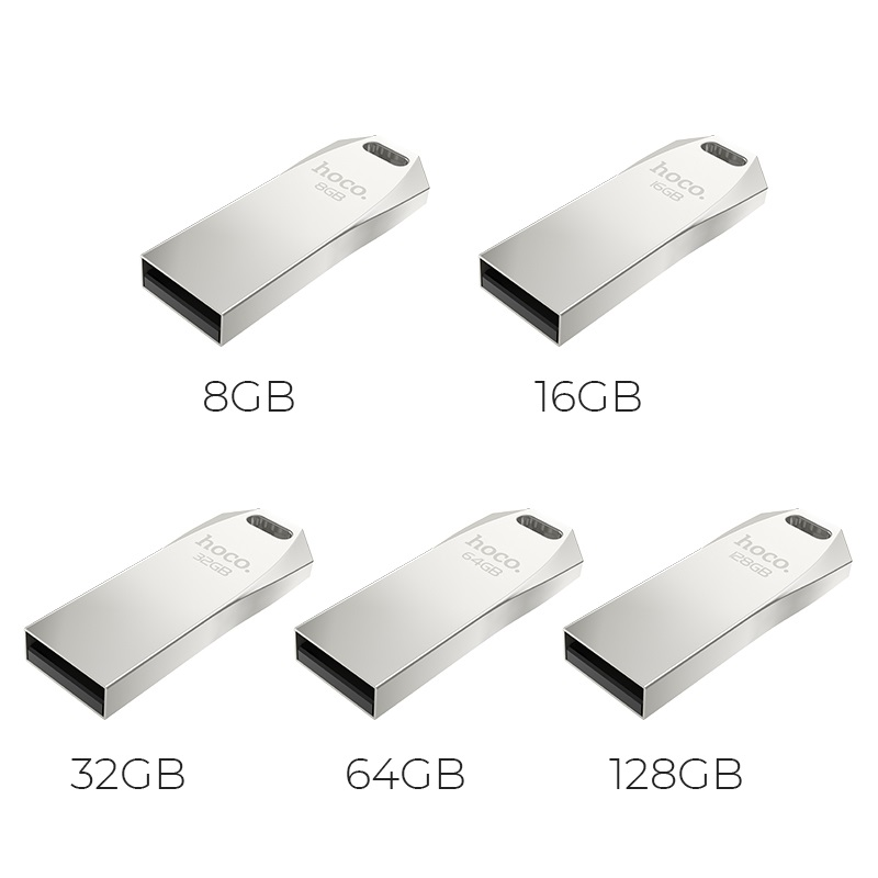 hoco ud4 intelligent high speed flash drive capacity