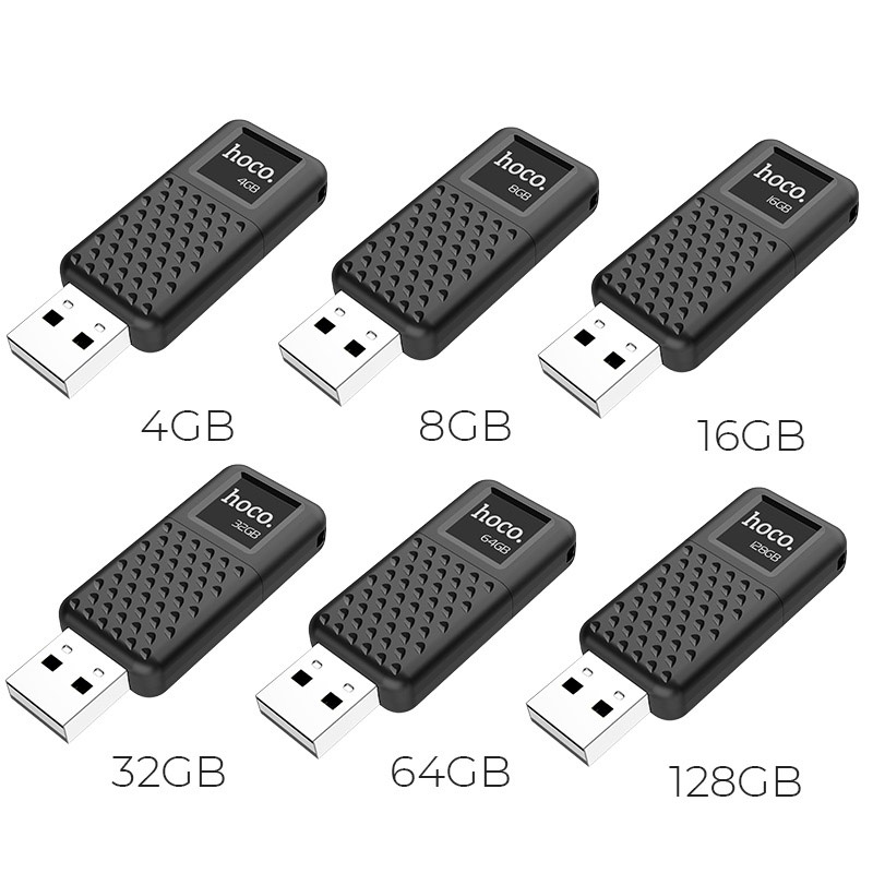 hoco ud6 intelligent high speed flash drive capacity