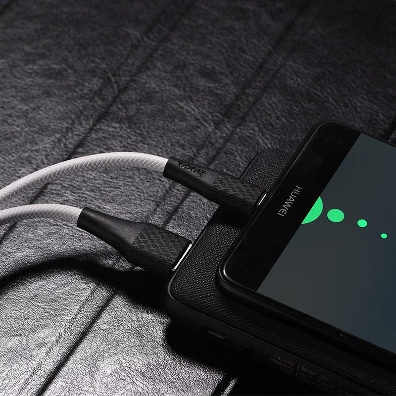 浩酷x32 type c 优创充电数据线 手机