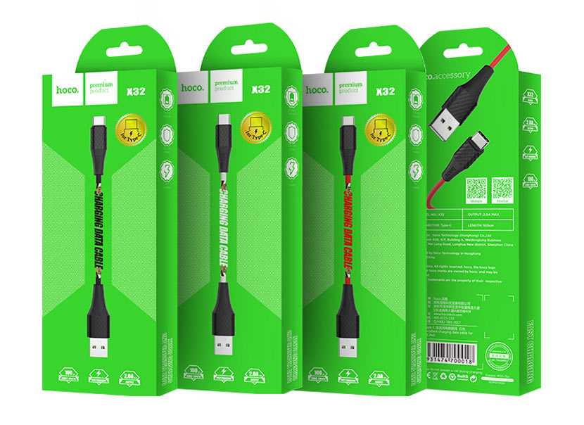 hoco  X32 Excellent charging data cable | News | HOCO | The Premium