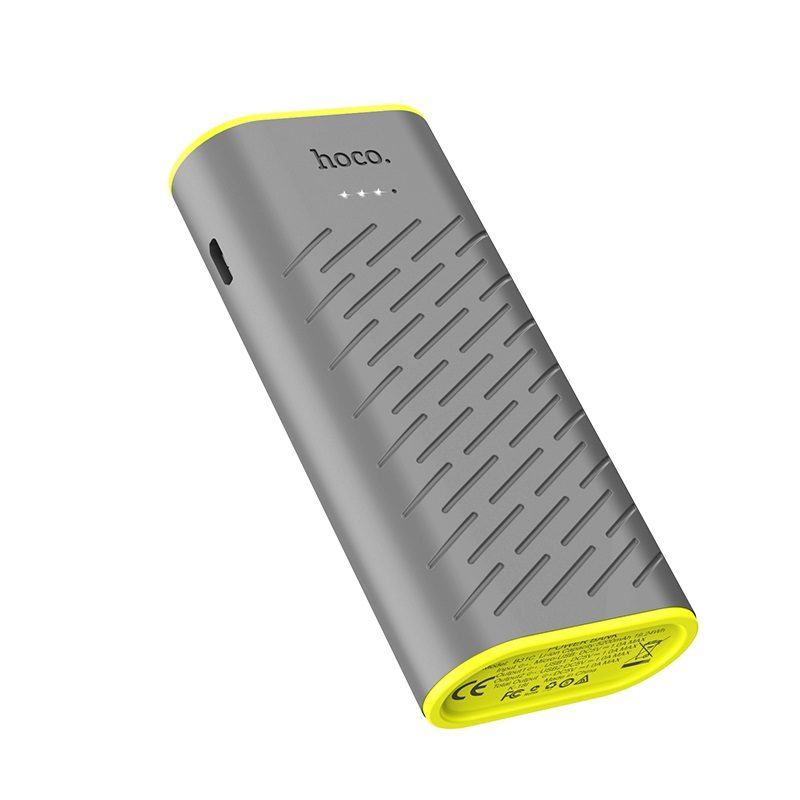 hoco b31c sharp mobile power bank 5200mah battery