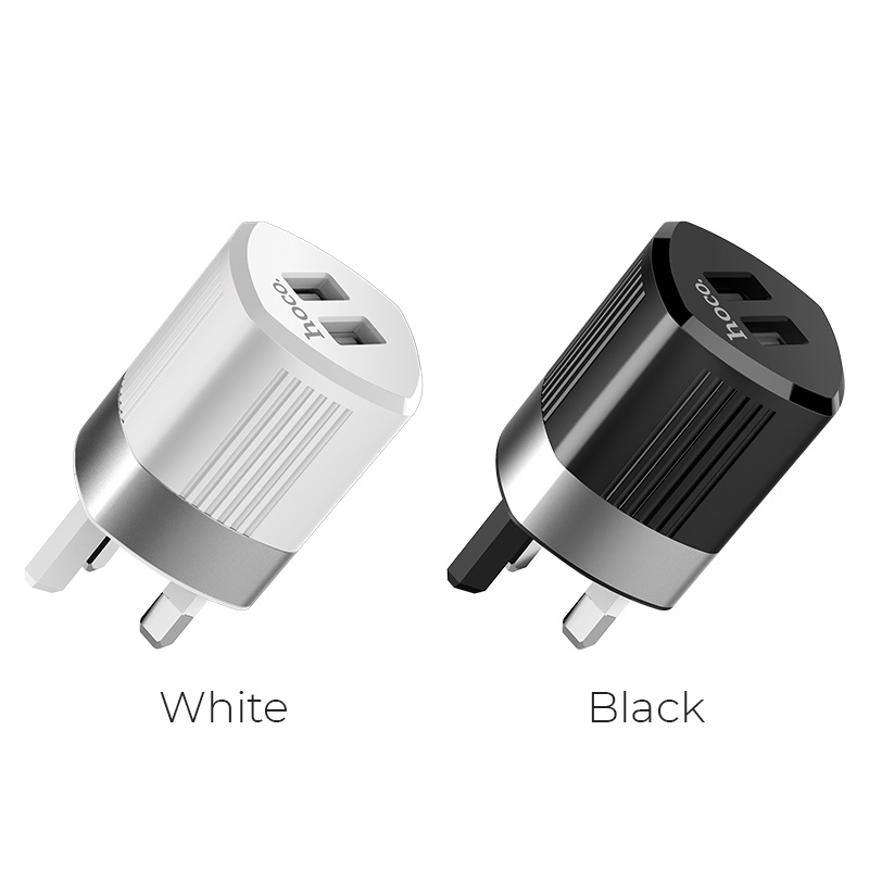 hoco c55b energy dual port charger uk colors