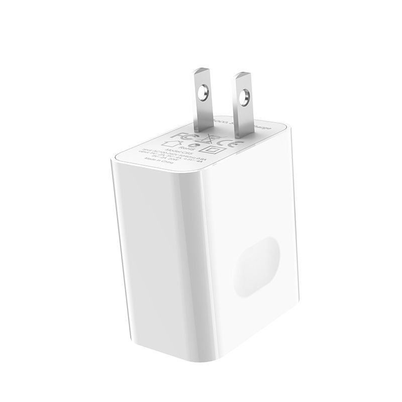 hoco c65 warwick super fast wall charger us plug