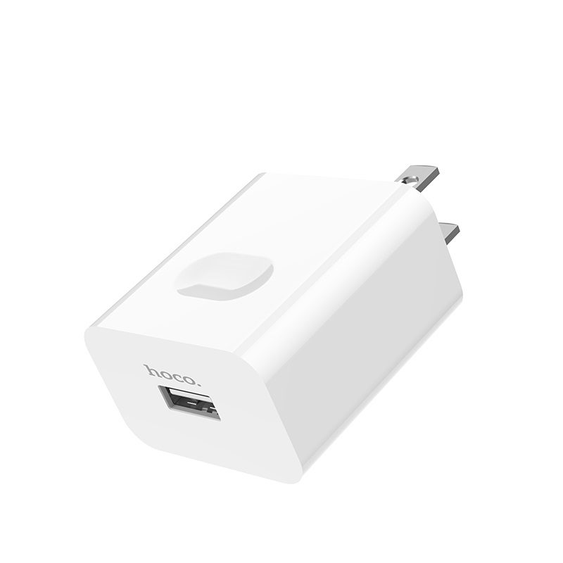 hoco c65 warwick super fast wall charger us usb