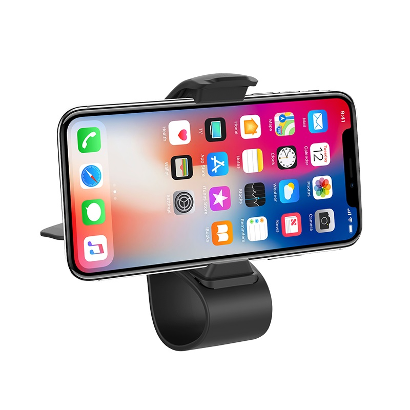 hoco ca50 in car dashboard phone holder console