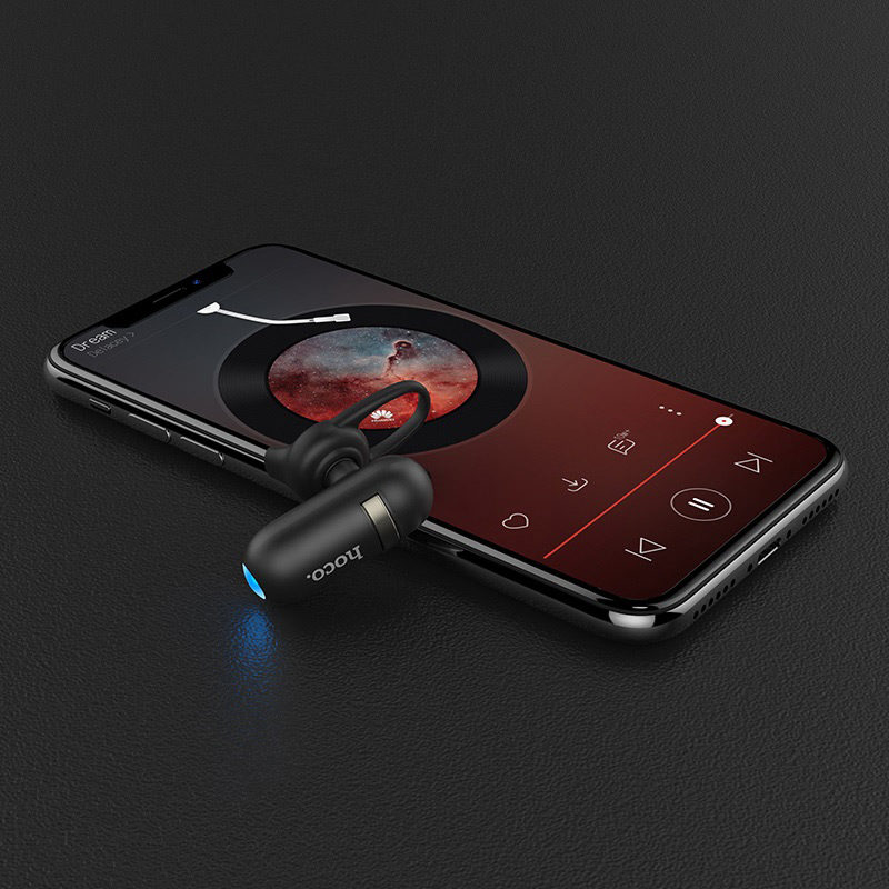 hoco e40 surf sound business wireless headset earphone