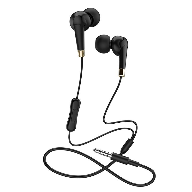 hoco m58 amazing universal earphones with mic connector