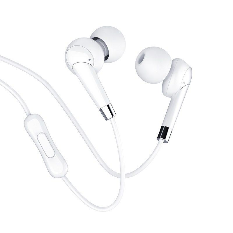 hoco m58 amazing universal earphones with mic control