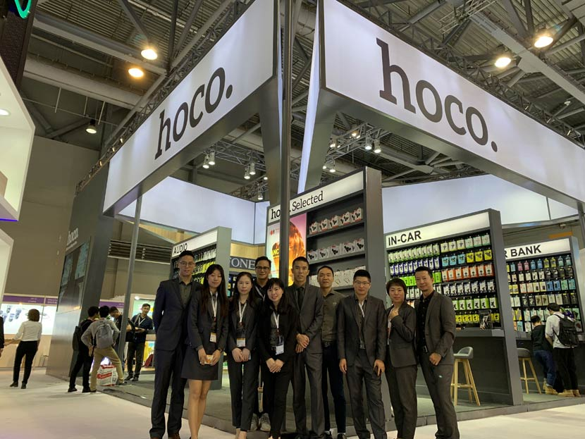 hoco news 2019 hong kong global sources spring mobile electronics show 01