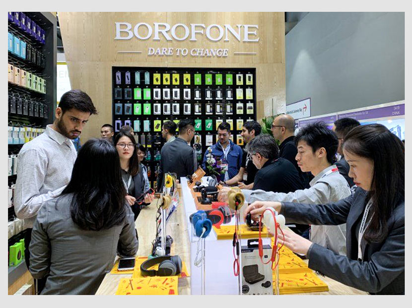hoco news 2019 hong kong global sources spring mobile electronics show 10