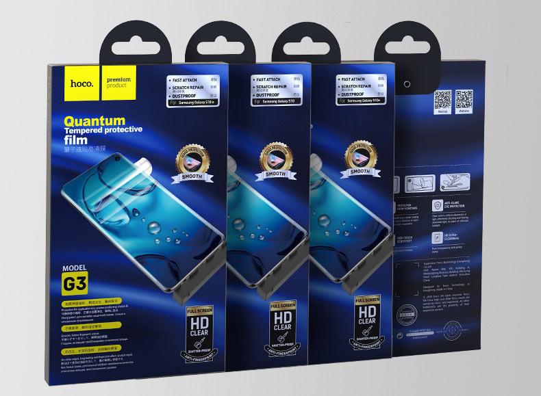 hoco news g3 nano hd film package