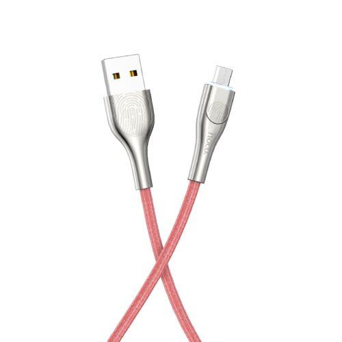 hoco u59 enlightenment зарядный дата кабель для micro usb коннектор