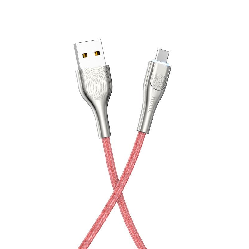 hoco u59 enlightenment зарядный дата кабель для type c коннекторы