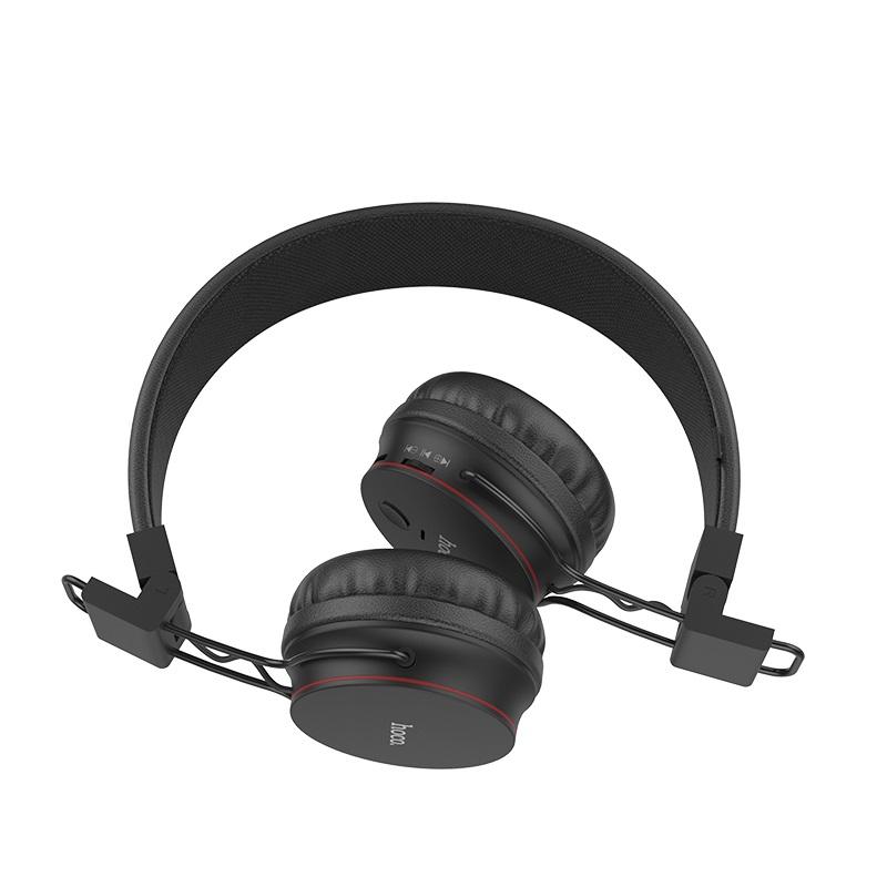 hoco w19 easy move wireless headphones earmuffs