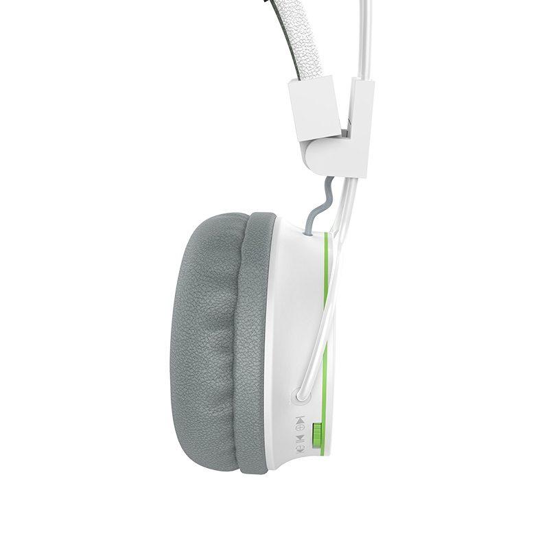 hoco w19 easy move wireless headphones portable