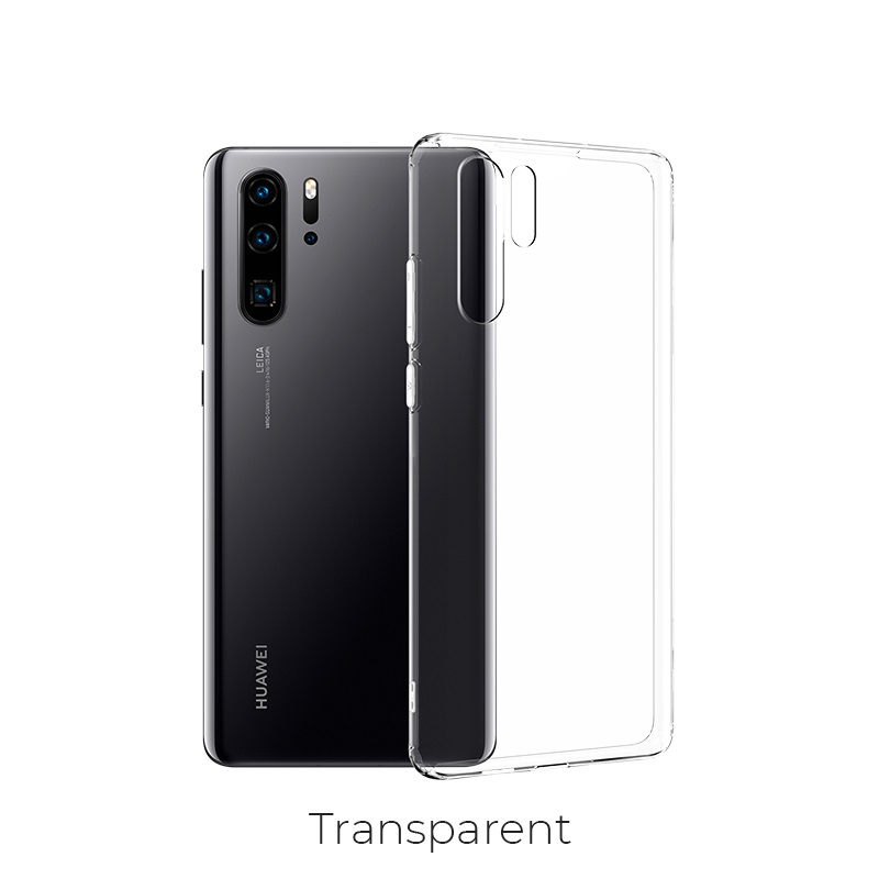 huawei p30 pro crystal case transparent