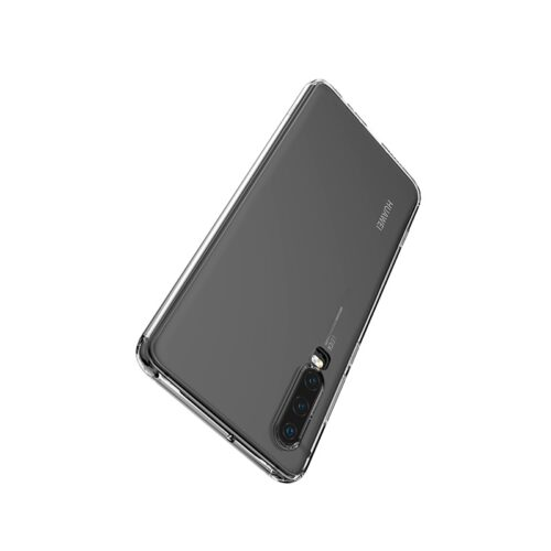hoco crystal clear series tpu protective case for huawei p30 protection