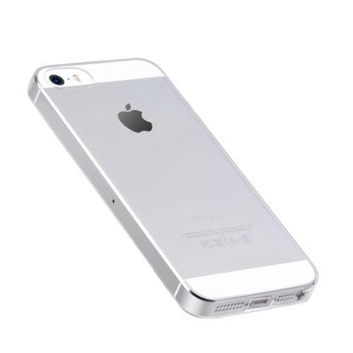浩酷 晶透系列 tpu 保护壳 iphone 5 5s se 底部
