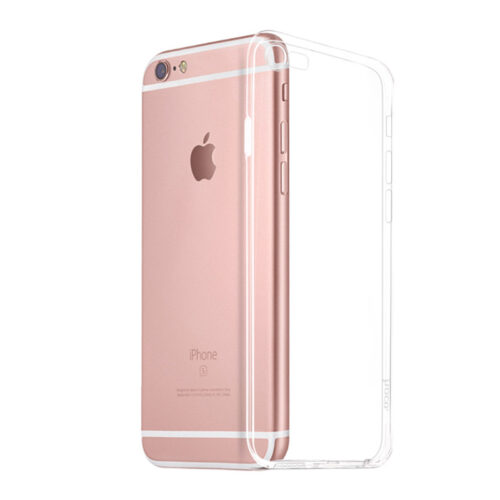 hoco crystal clear series tpu protective case for iphone 6 6s plus