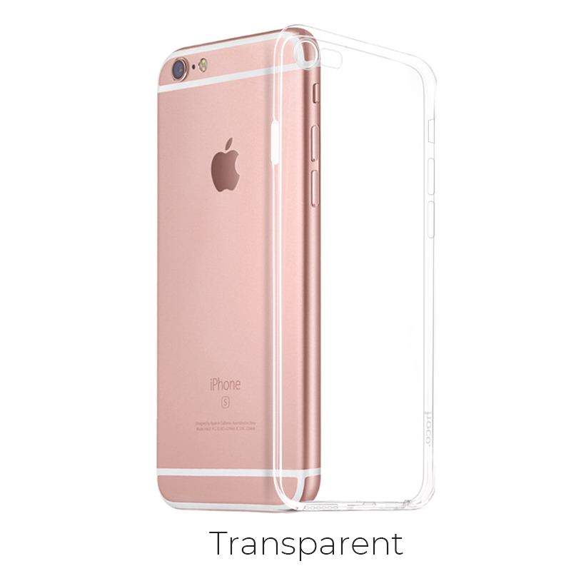 ip 6 6s plus crystal case transparent