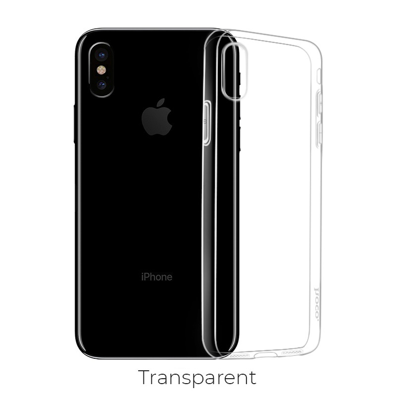 ip x xs xs max crystal case transparent
