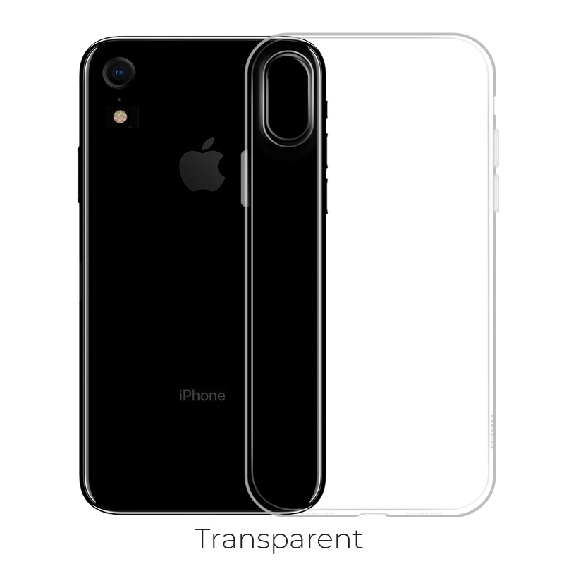 ip xr crystal case transparent