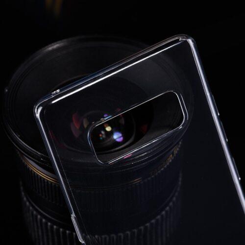 浩酷 晶透系列tpu保护壳samsung galaxy note 8 透明度