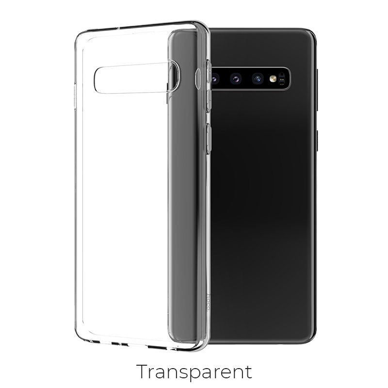 galaxy s10 crystal case transparent