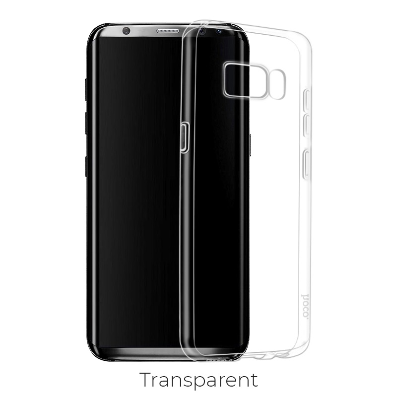 galaxy s8 s8 plus crystal case transparent