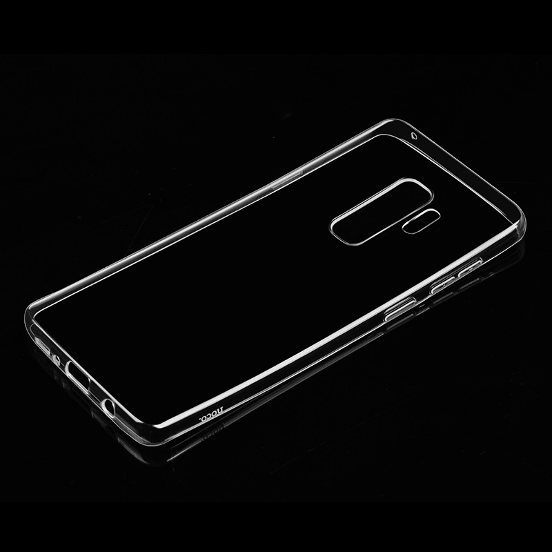 hoco crystal clear series tpu protective case for samsung galaxy s9 s9 plus overview