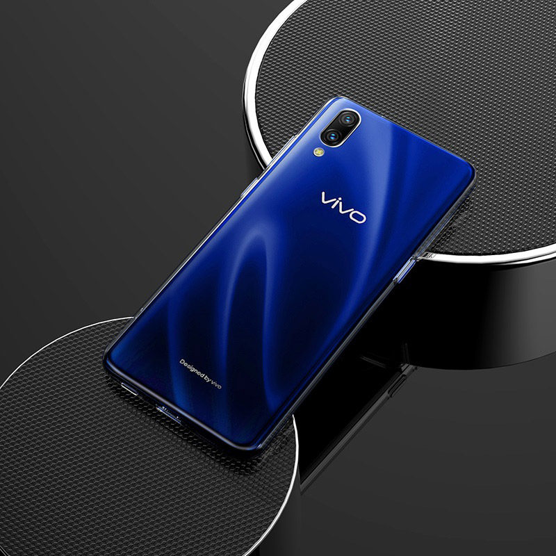hoco crystal clear series tpu protective case for vivo x23 overview