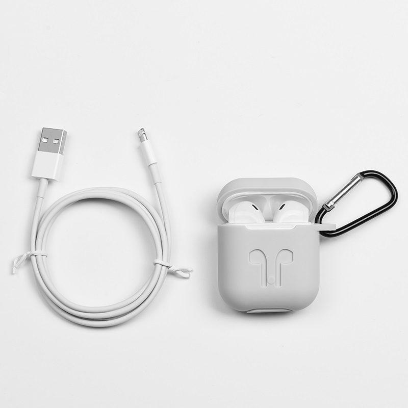 hoco es26 plus original series apple wireless headset set