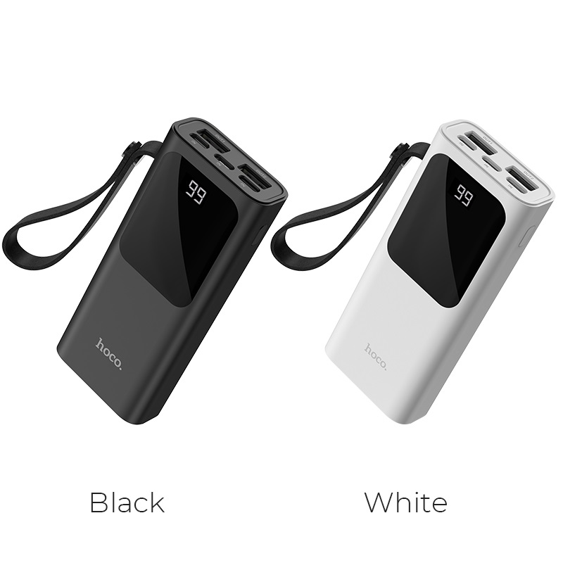 hoco j41 treasure mobile power bank 10000mah colors