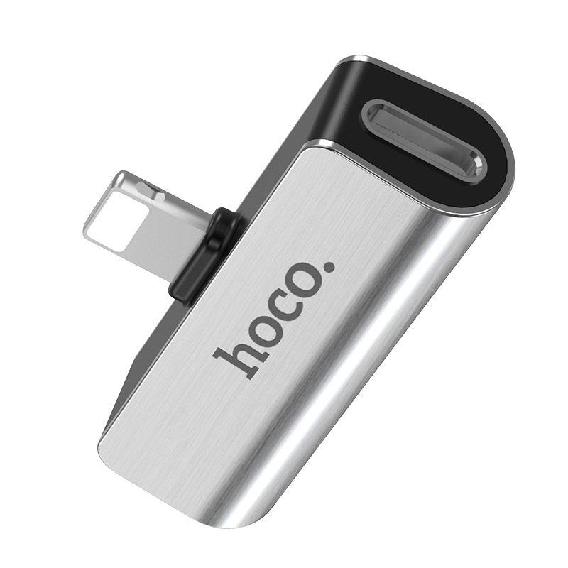 hoco ls25 digital lightning to 3 5mm audio converter for apple connectors