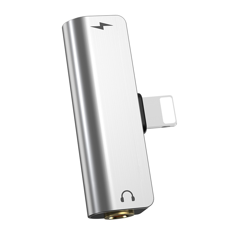 hoco ls25 digital lightning to 3 5mm audio converter for apple jack
